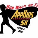 Run, Walk or Fly: AppKids Superhero 5K